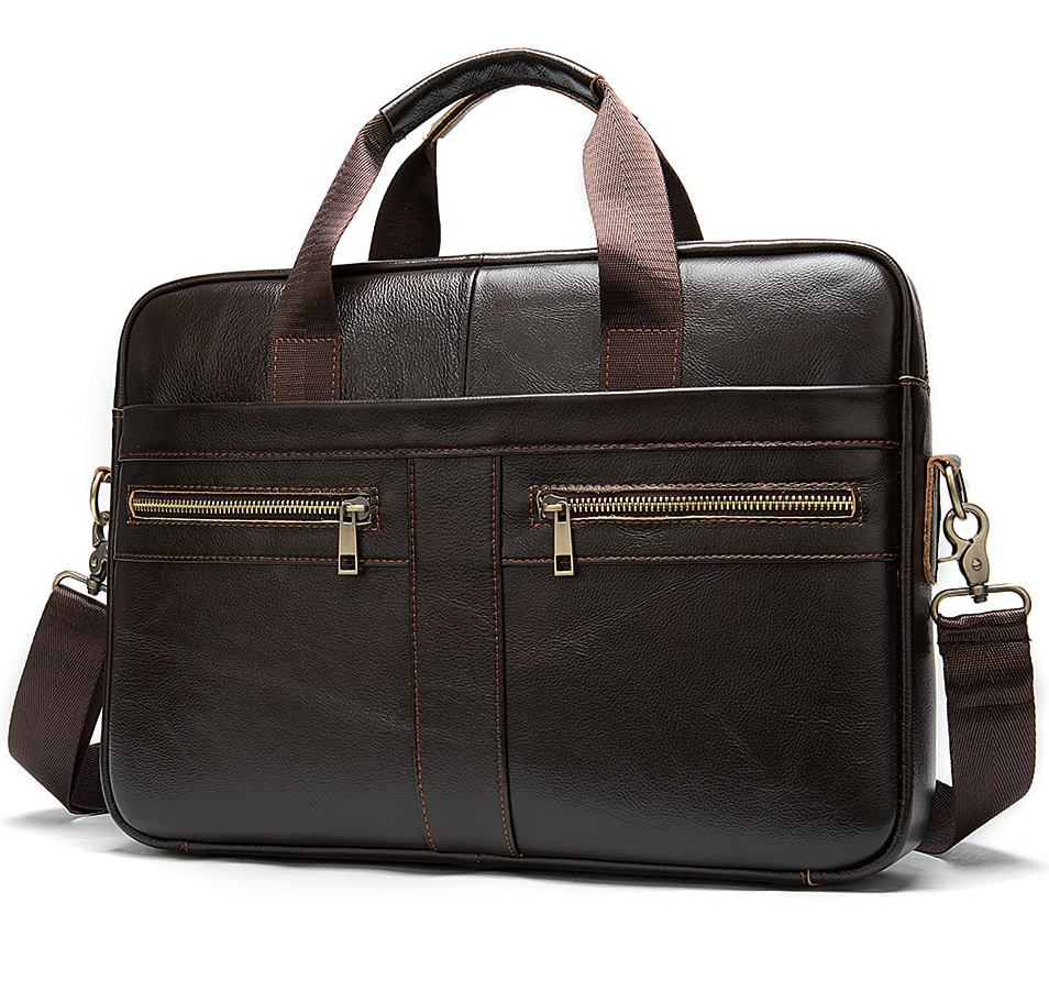 Best leather briefcase for business men 2020.