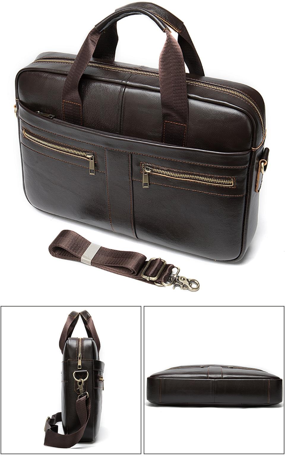 Best leather attaché case for men 2020.