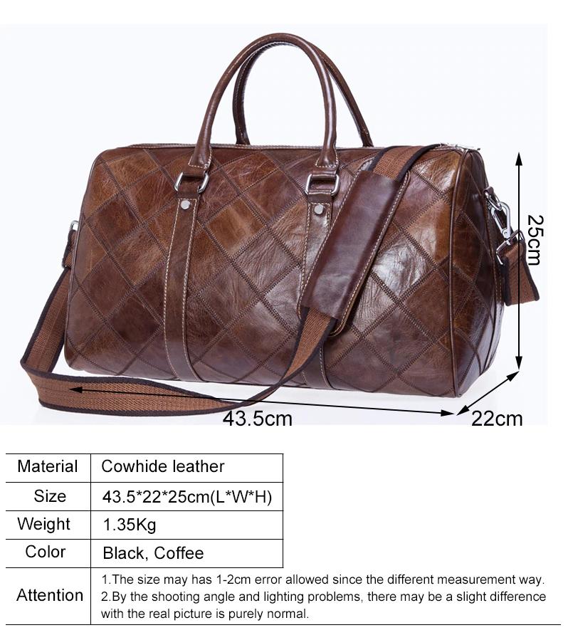 Bolso de tamaño adecuado para un uso cómodo y versátil.