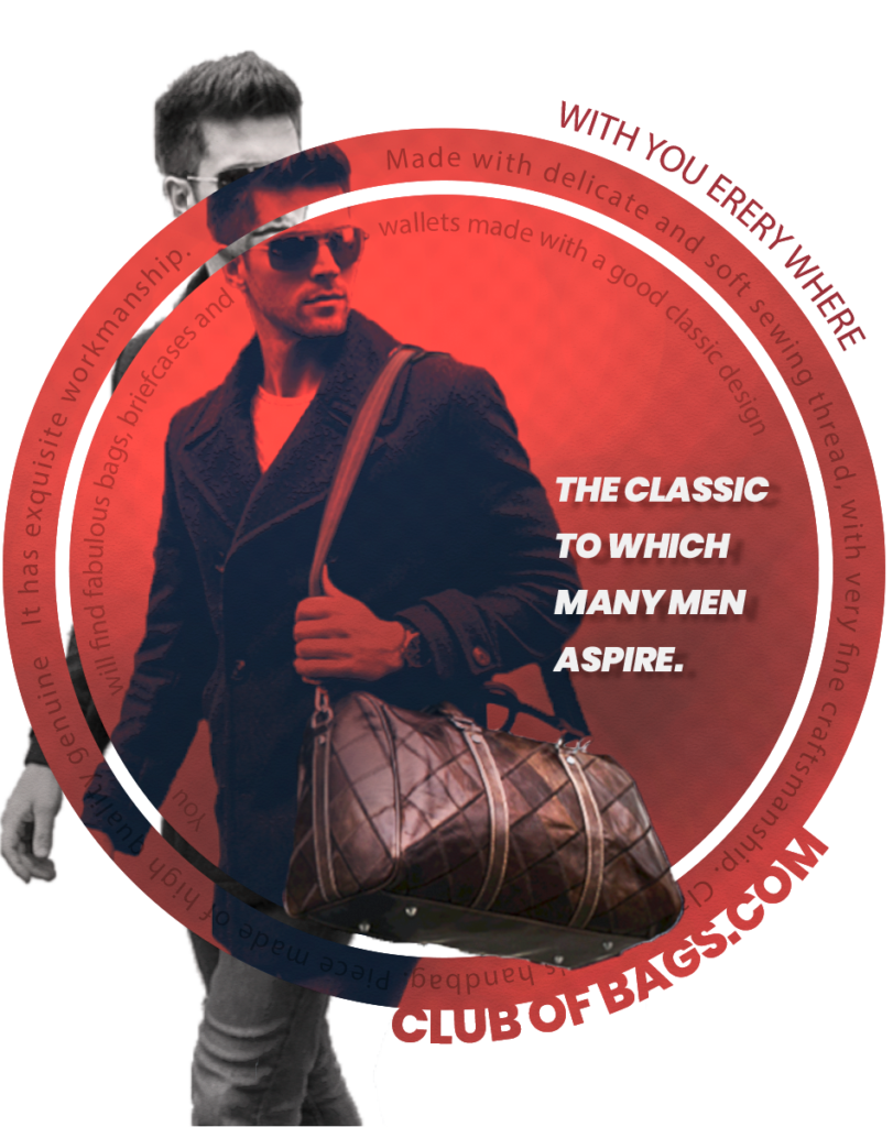 Best variety in men´s classic bag and backpack 2020.