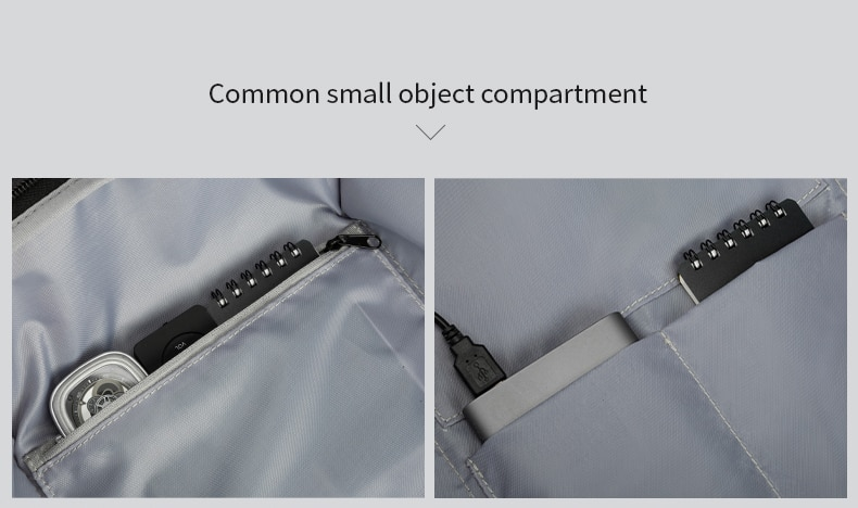 Best backpack with smart design, waterproof anti-theft with USB port 2020.