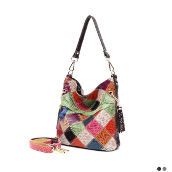 Best comfortable patchwork tote bag 2020.